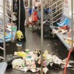 抗議清潔隊員被裁 攝影賽揭紐約地鐵醜態