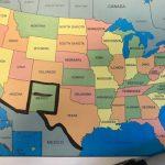 「要在科羅拉多州築牆」川普又失言!1張圖 科州不在邊界 畫圖給總統看