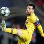 歐冠╱梅西閃電進球 巴薩7分領先「死亡之組」