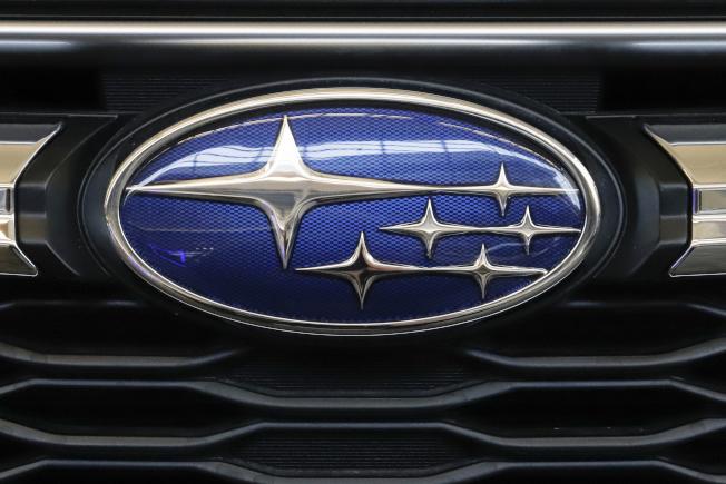 速霸陸汽車公司宣布採取大規模召回行動,召回超過46萬Impreza和Crosstrek車。(美聯社)