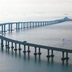 港珠澳大橋通車一年 車流量僅最低估算一半 未見經濟效益
