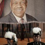 非裔第一人 康明斯停靈國會大廳供憑弔