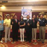 高球少女張斯洋 將赴台灣、海南比賽