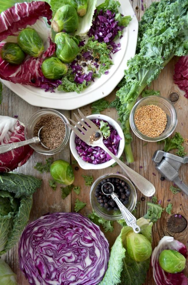 蔬果富含膳食纖維,是腸子喜歡的食物。(取材自unsplash)