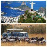 佳欣旅遊達人帶您遨遊兩大洲