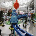停車難、樂園設施減半 「美國夢」超級購物中心首秀 遊客失望