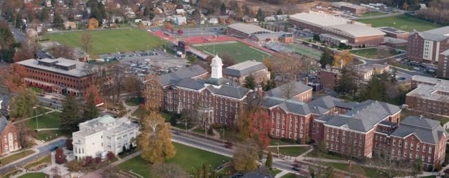 賓州Kutztown University,是賓州高等教育系統下屬14所大學之一。(取自學校網站)