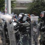 香港法院頒禁令 不得起底港警