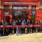 顯利街社區服務中心 新站啟用