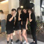 台灣4女子 吃貨吃成美食博主