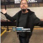 地鐵站公然猥褻 男子遭通緝