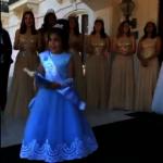 巴沙迪那玫瑰皇室 為罕病女孩加冕公主