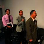 僑學界演講會 紀念古寧頭戰役