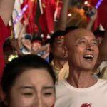 要學生看中國愛國片《我的祖國》寫心得 加國中學惹議