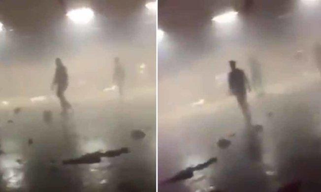 美國德州農工大學26日晚間發生大規模槍擊案,一名持槍男子在一場慶祝學年開始的派對上掃射,至少20人受傷。取材自推特