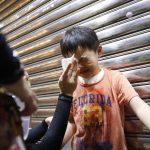 「10.27行動」香港多區示威 再爆警民衝突
