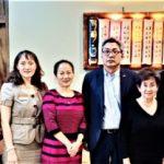 中國駐休士頓總領事蔡偉 訪蒙市會僑界
