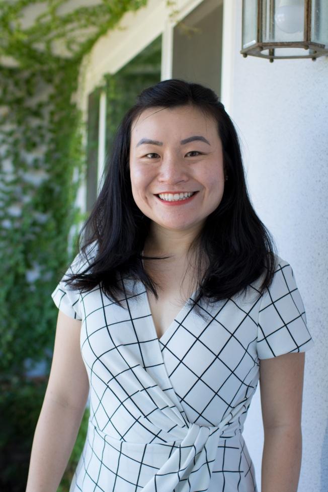 蒙特利公園市第二選區候選人陳愛欣將參與2020年市議員角逐。(陳愛欣提供)