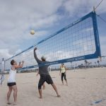 前中國國手發起華人沙灘排球賽 規模擴大