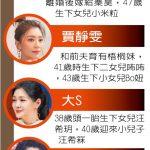 章子怡40歲宣布懷2胎 這些女星也高齡追生
