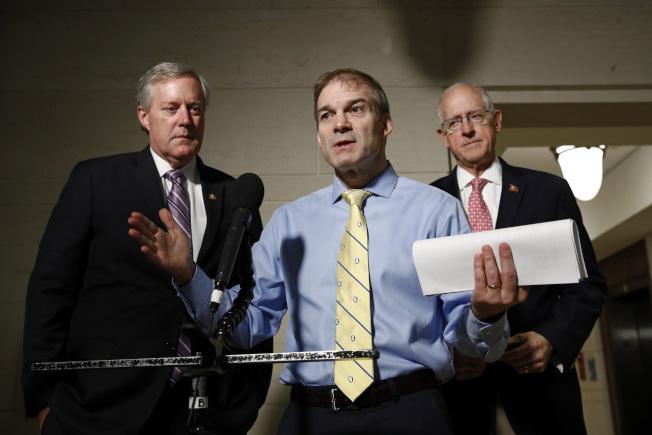 白宮代理國安顧問古柏曼拒絕前往國會作證,讓共和黨籍國會議員也感挫折。(美聯社)