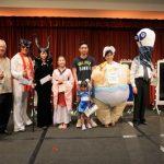 夏威夷台灣商會萬聖節「星光大道」化裝舞會 熱鬧