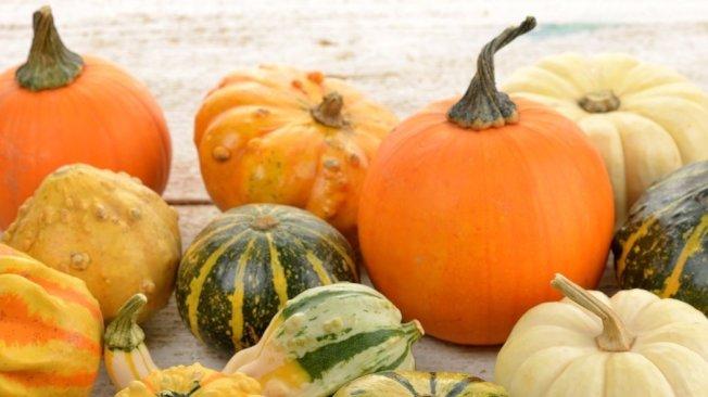 南瓜富含β-胡蘿蔔素、維生素A等營養素,具抗氧化作用,而且纖維多。 圖/ingimage
