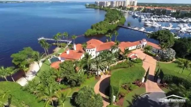 「美國新聞與世界報導」雜誌公布最佳退休地點的排行榜,第一名是佛羅里達州麥爾茲堡。(取自YouTube)