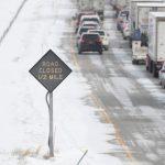 北極寒流襲美國 猶他州降至-35℉ 科羅拉多州暴雪封路