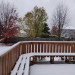 芝城降初雪 今最低溫降至27℉