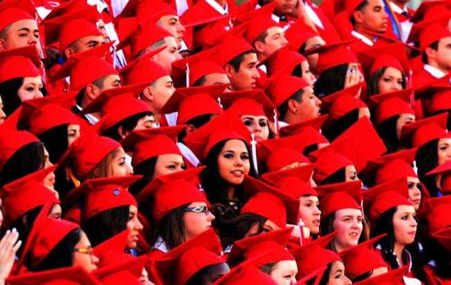 國家教育進步評估(NAEP)30日公布2019年國家成績單,麻州學生表現名列前茅。(美聯社)