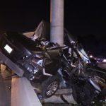 爾灣405號公路大車禍 兩人死亡