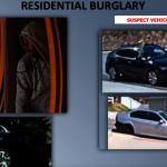 蒙市連3起入室盜竊 嫌犯、嫌車都被拍下