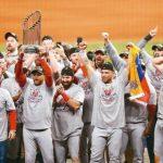 MLB/5度面臨絕境 國民今凱旋而歸 川普也推文