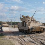 喬治亞州裝甲戰車事故 美軍3死3傷