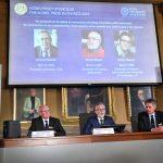 諾貝爾物理獎揭曉 瑞士與美國三人獲獎