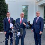 美宣布裁制土耳其三位部長 將鋼鐵關稅提高到50%