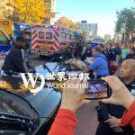 白男從紐約法拉盛大樓16樓跳下 急救後不治