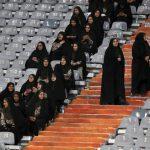 40年來首次 伊朗女性入場看足球賽