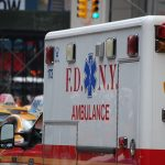 兩急救人員趕往事故現場 雙雙病倒送醫搶救