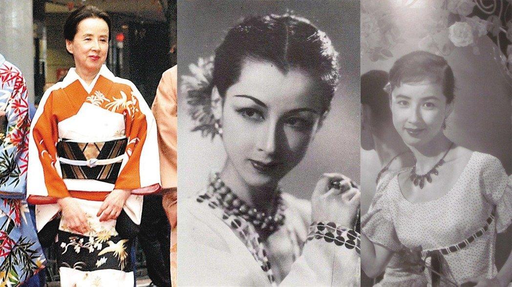 28日辭世的八千草薰從年輕演到老,是日本殿堂級演員。(圖/報系資料照、擷自微博)