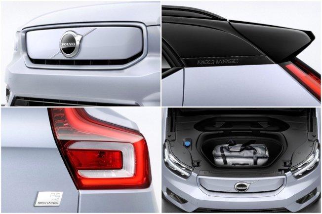 外觀最大的差異在於裝載封閉式水箱護罩。(Volvo)