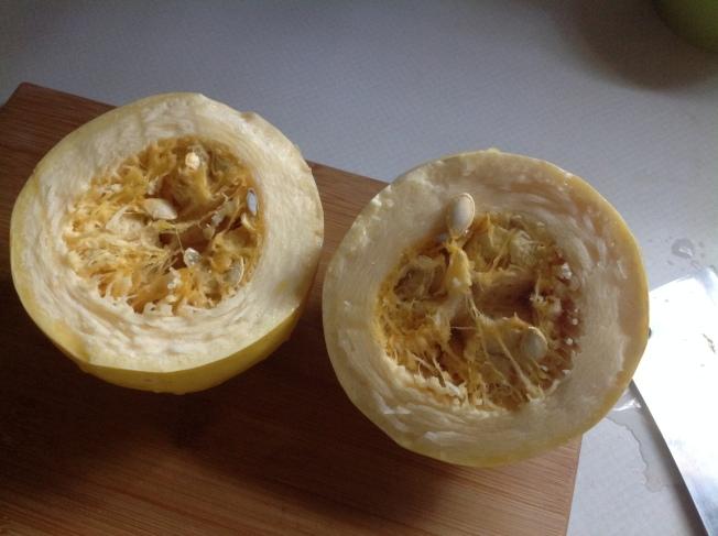 義大利麵瓜