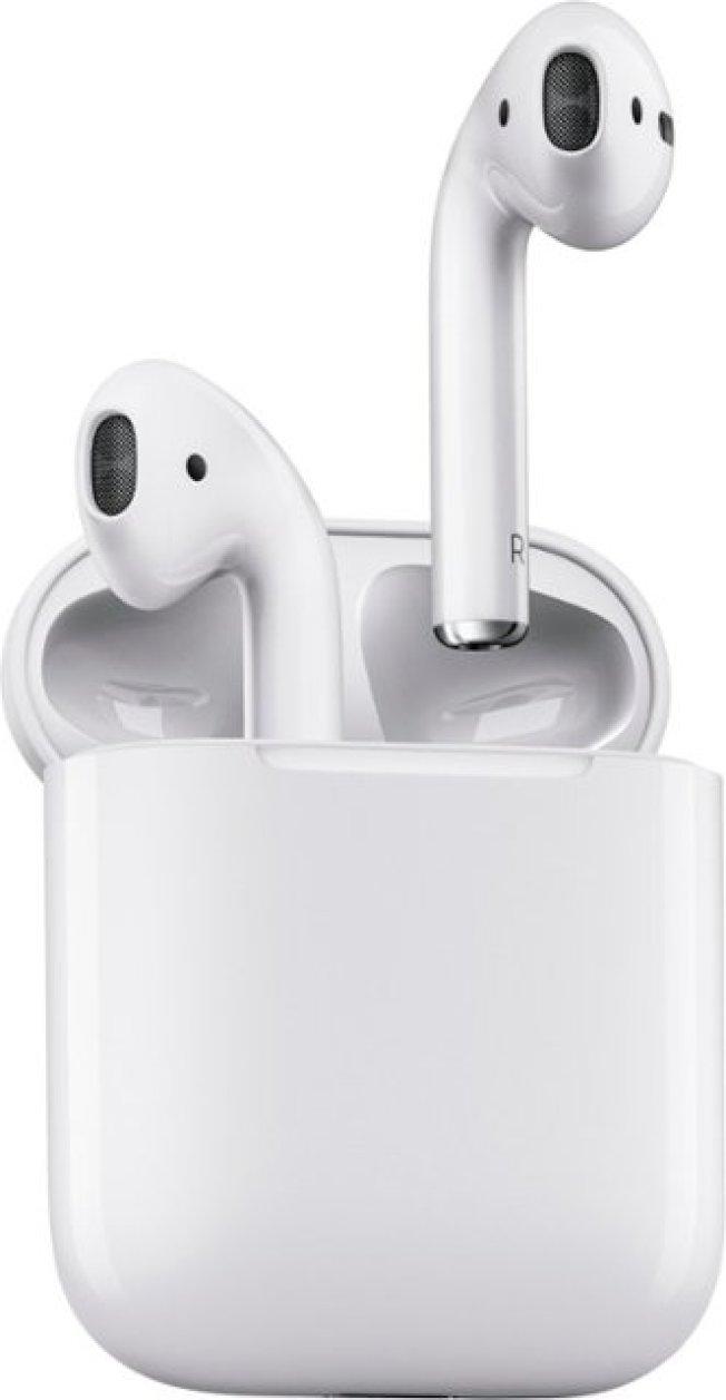 蘋果無線耳機。(bestbuy)
