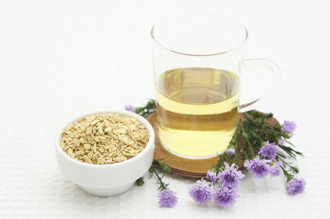 金盞花有天然的抗發炎成分。(作者提供)