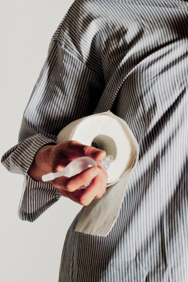 半夜頻尿會讓人無法好好入睡。(本報資料照片)