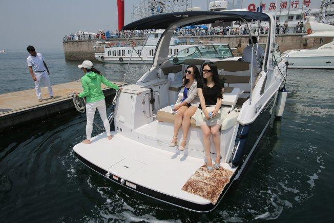 中國富人對美國投資移民項目感興趣。(Getty Images)