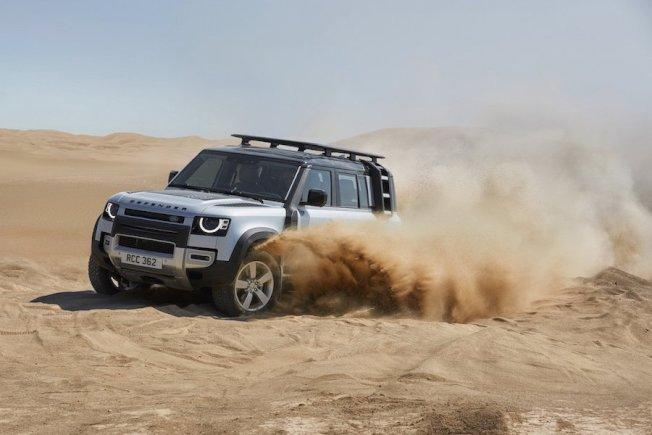 預估實際動力輸出僅會設定在500hp左右。(Land Rover)