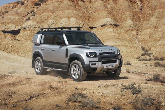 預計將在2021年底推出。(Land Rover)