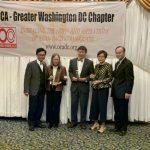 華府美華協會 頒獎表彰傑出3華裔